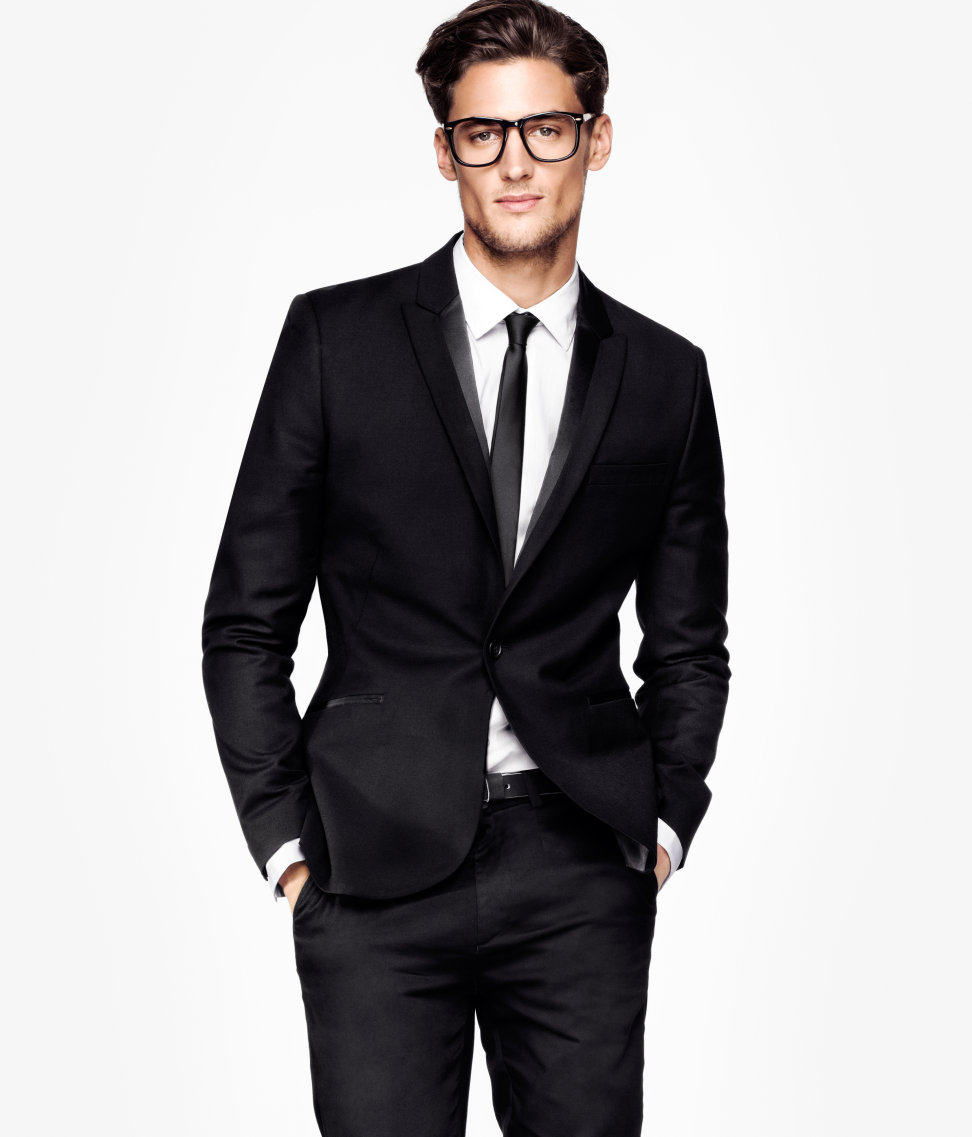 GUIDE TO MEN'S BUSINESS SUIT