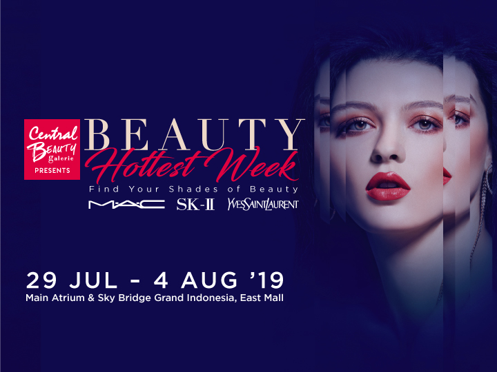 BEAUTY HOTTEST WEEK | Central Department Store Indonesia