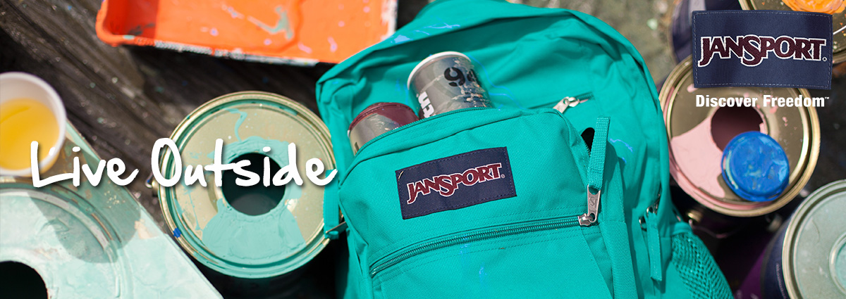 complimentary shipping select for official best choice JANSPORT | Central Department Store Indonesia
